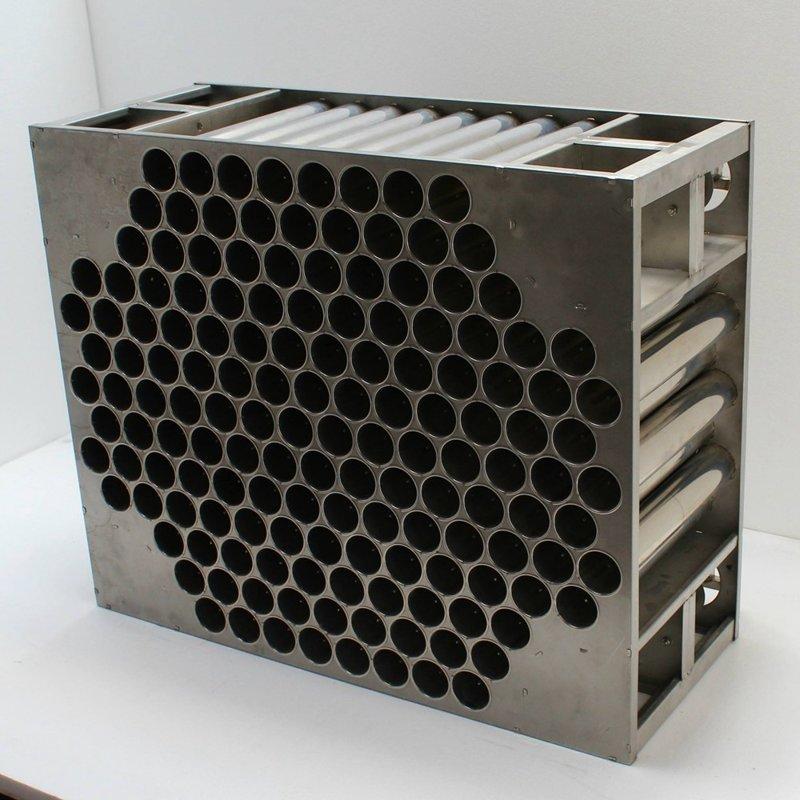 此為油煙凈化器蜂窩電場圖