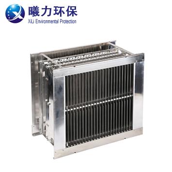 低空油烟净化器电场采用航空铝合金