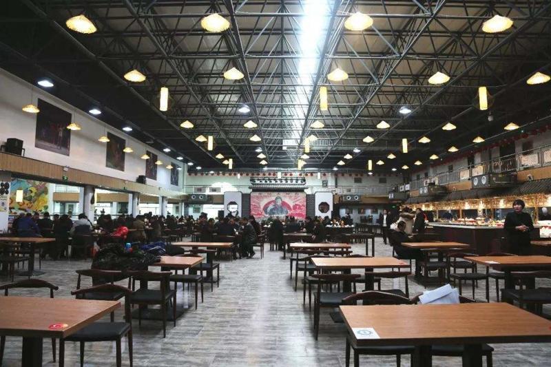 6200平方米的饭堂竟然沒有安裝厨房油烟净化器?!