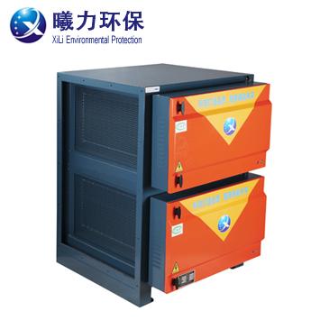 曦力环保科技积极开展,共安裝厨房油烟净化器520台