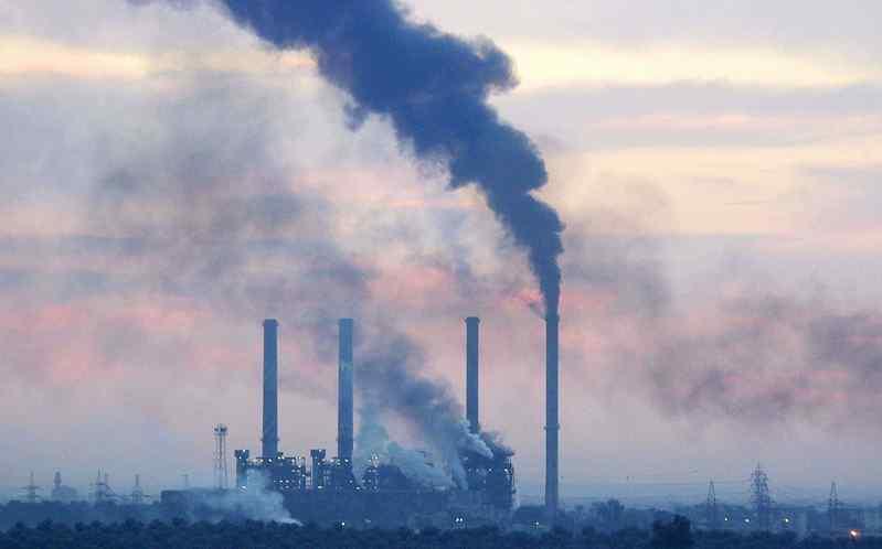 为合理防治夏天臭氧污染,改进坏境空气指数