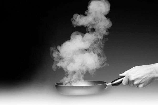 餐馆厨房排烟是推升PM2.9、毁坏地市大气污染的几大污染物之首