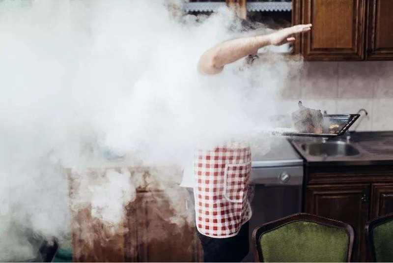 厨房油烟对人体危害极大