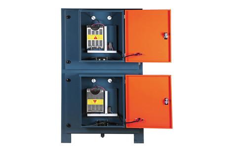静电油烟净化器放电步骤及注意事项介绍