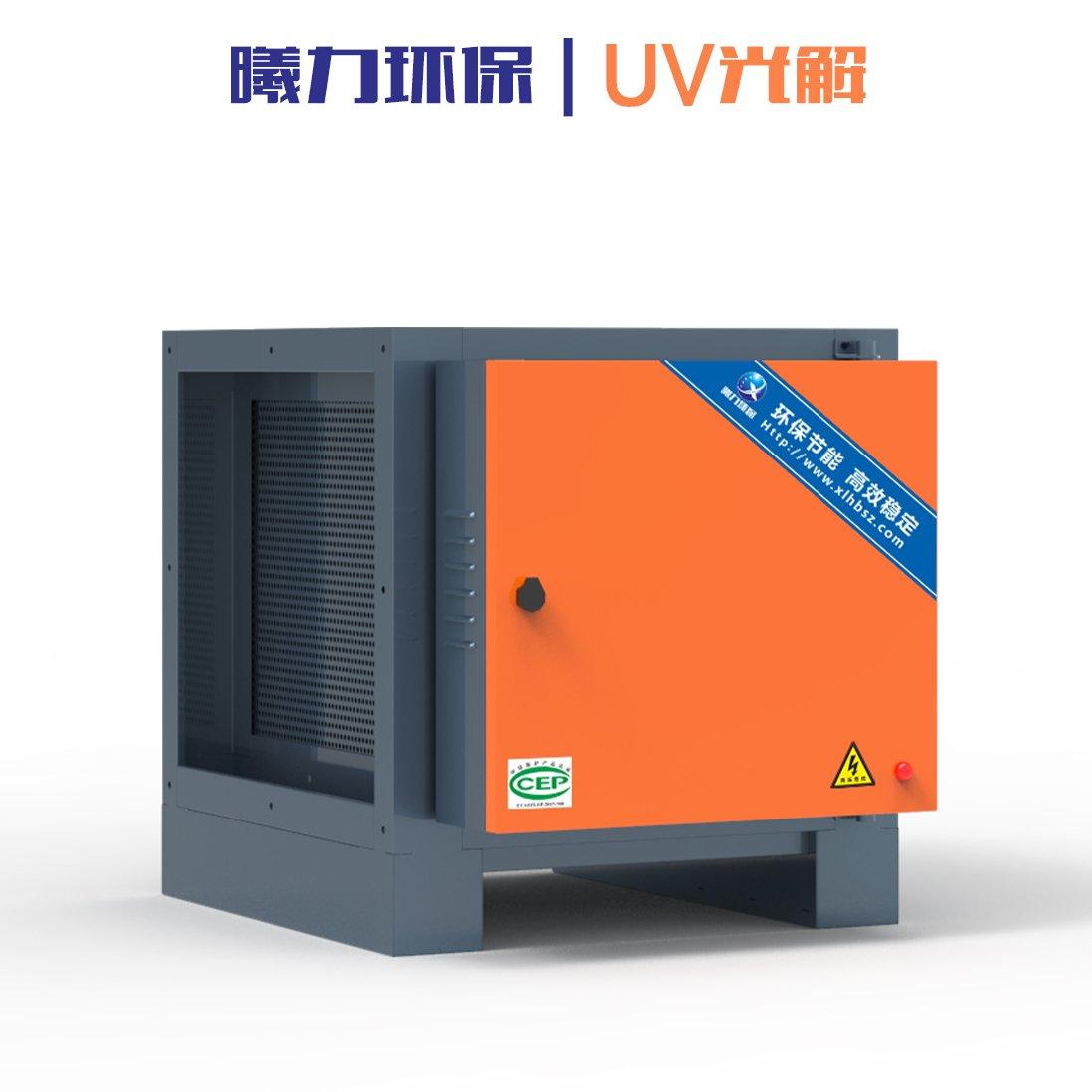 单门UV光解净化器